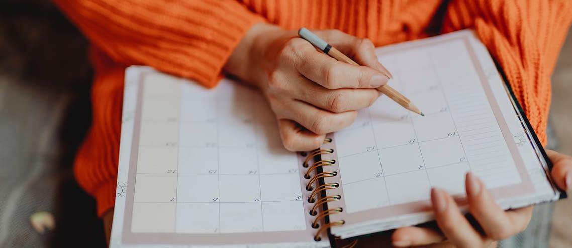 Foodie Days Calendar May | Blog AreTheyHappy