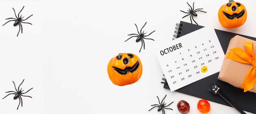 October Social Media Content Inspiration for your restaurant marketing | Blog AreTheyHappy